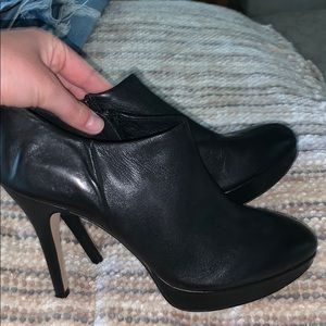 Vince Camuto Booties!